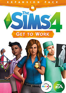 [확장팩] 심즈4 (The Sims™ 4) Get To Work